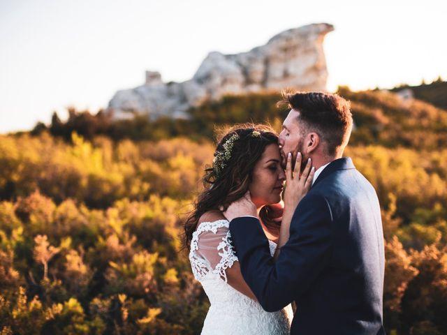 Le mariage de Joanna et Cédric