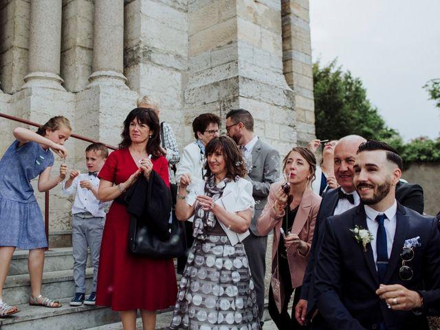 Le mariage de Thibaud et Marion à Alix, Rhône 40
