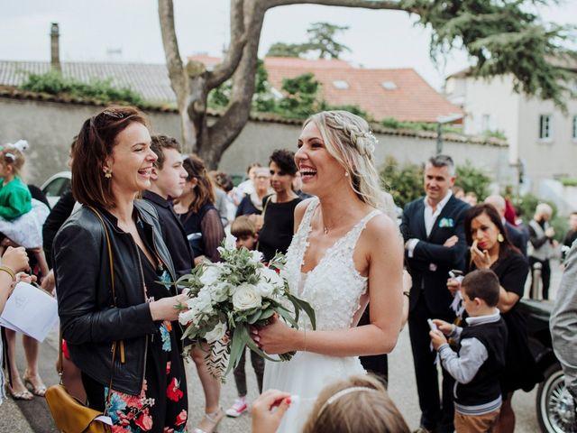 Le mariage de Thibaud et Marion à Alix, Rhône 43