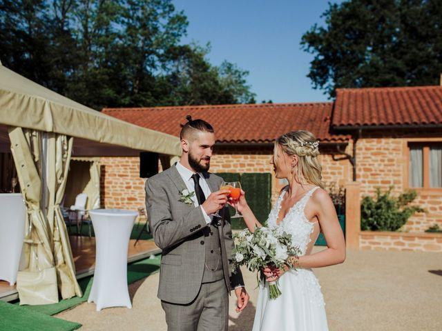 Le mariage de Thibaud et Marion à Alix, Rhône 46