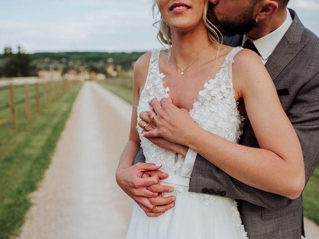 Le mariage de Thibaud et Marion à Alix, Rhône 52