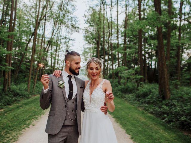 Le mariage de Marion et Thibaud