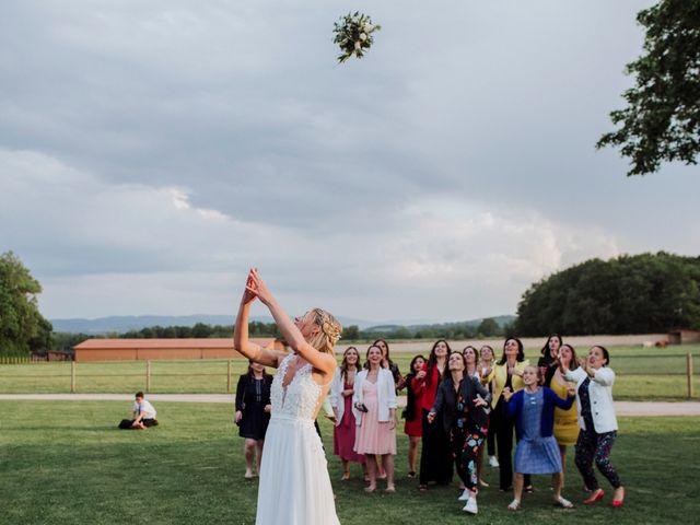 Le mariage de Thibaud et Marion à Alix, Rhône 66