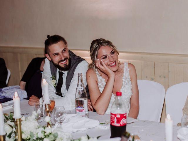 Le mariage de Thibaud et Marion à Alix, Rhône 86