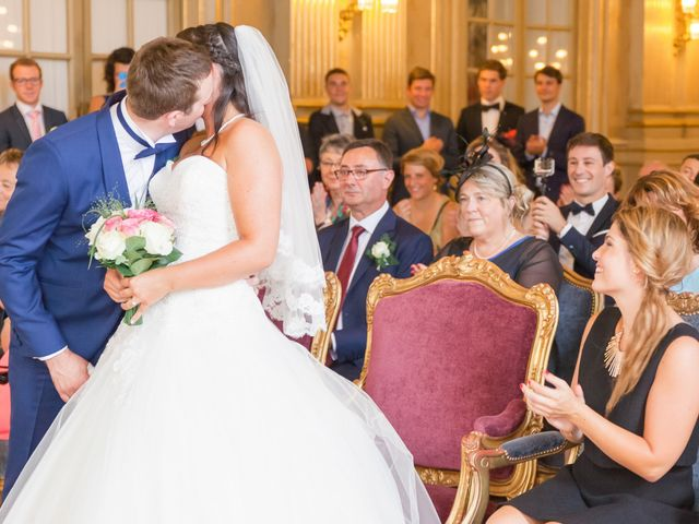 Le mariage de Thomas et Sabrina à Kervignac, Morbihan 10