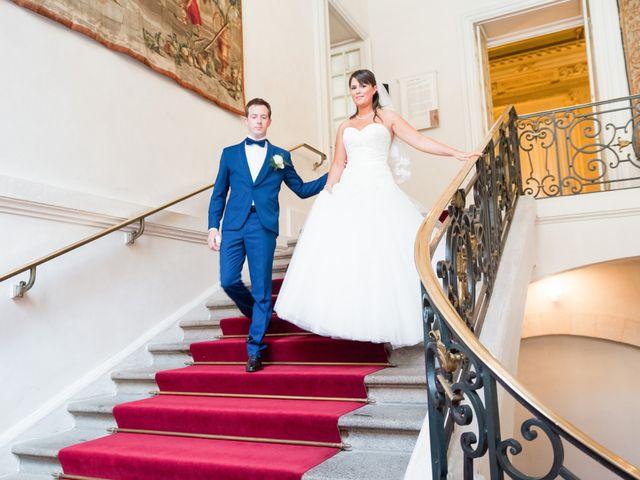 Le mariage de Thomas et Sabrina à Kervignac, Morbihan 11