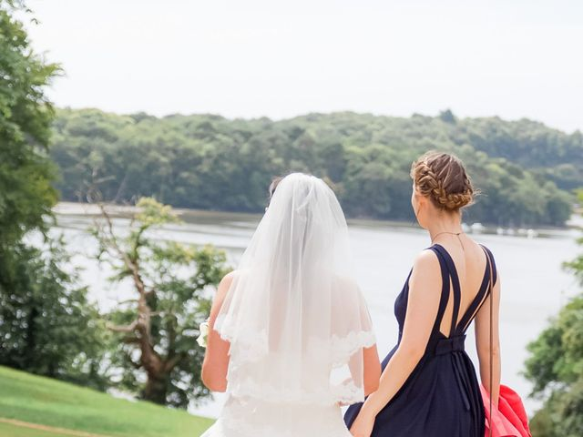 Le mariage de Thomas et Sabrina à Kervignac, Morbihan 13