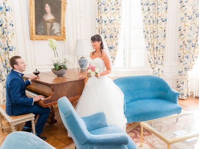 Le mariage de Thomas et Sabrina à Kervignac, Morbihan 14