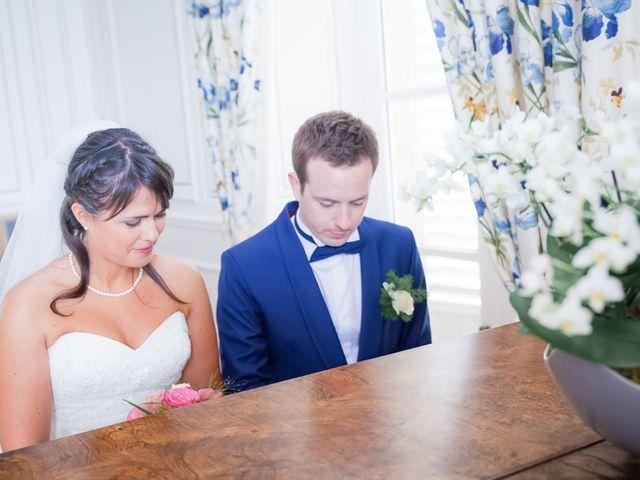 Le mariage de Thomas et Sabrina à Kervignac, Morbihan 15