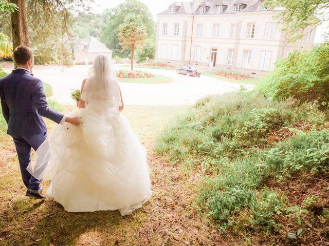 Le mariage de Thomas et Sabrina à Kervignac, Morbihan 17