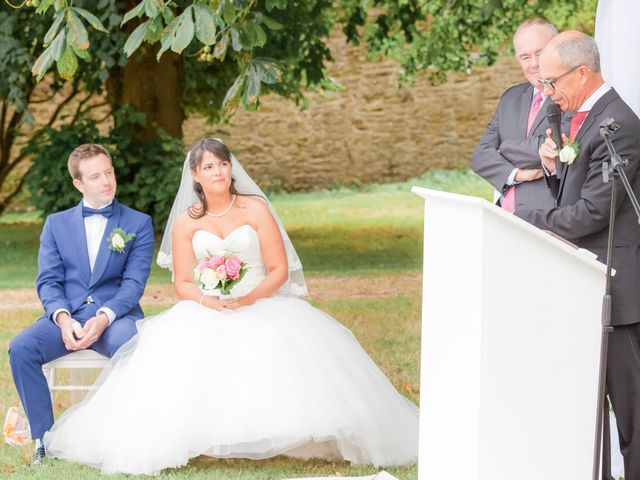 Le mariage de Thomas et Sabrina à Kervignac, Morbihan 22