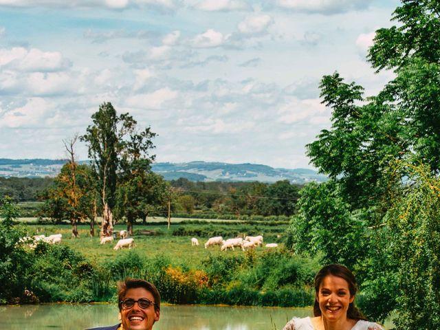 Le mariage de Antoine et Sybille à Bourgogne, Marne 14