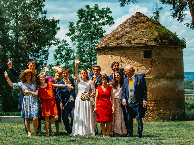 Le mariage de Antoine et Sybille à Bourgogne, Marne 34