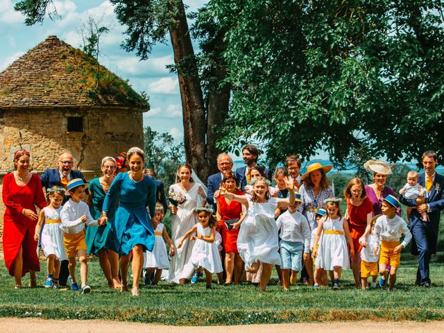 Le mariage de Antoine et Sybille à Bourgogne, Marne 35