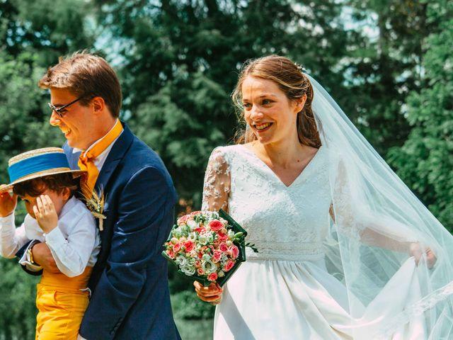 Le mariage de Antoine et Sybille à Bourgogne, Marne 37