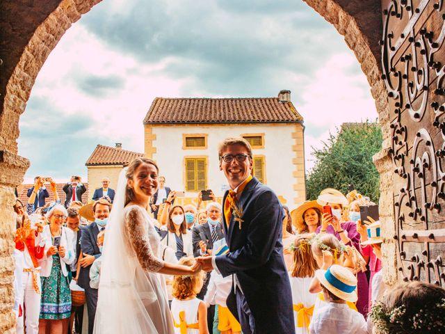 Le mariage de Antoine et Sybille à Bourgogne, Marne 46