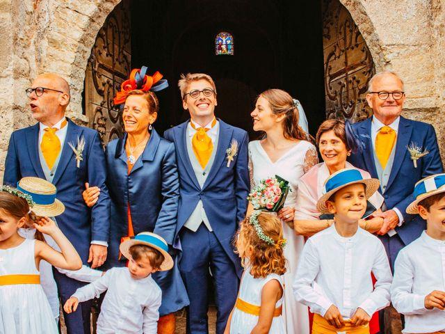 Le mariage de Antoine et Sybille à Bourgogne, Marne 47