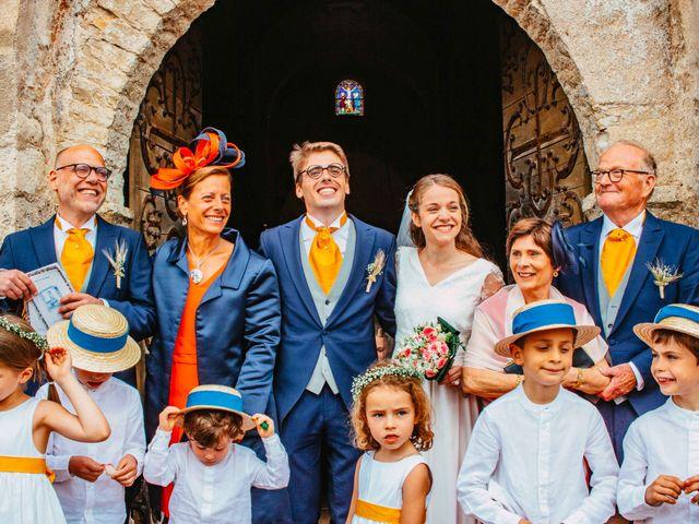 Le mariage de Antoine et Sybille à Bourgogne, Marne 48