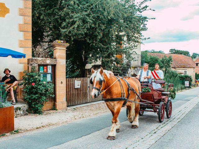 Le mariage de Antoine et Sybille à Bourgogne, Marne 50