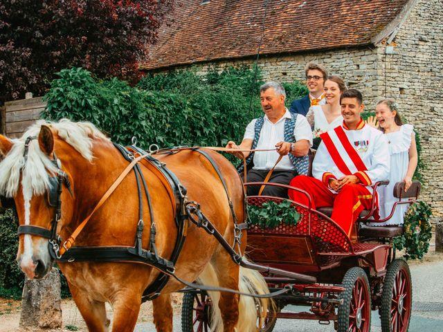 Le mariage de Antoine et Sybille à Bourgogne, Marne 51