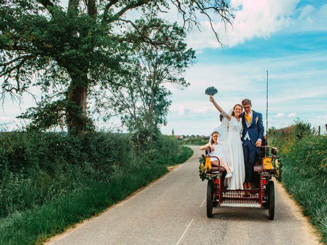 Le mariage de Antoine et Sybille à Bourgogne, Marne 52