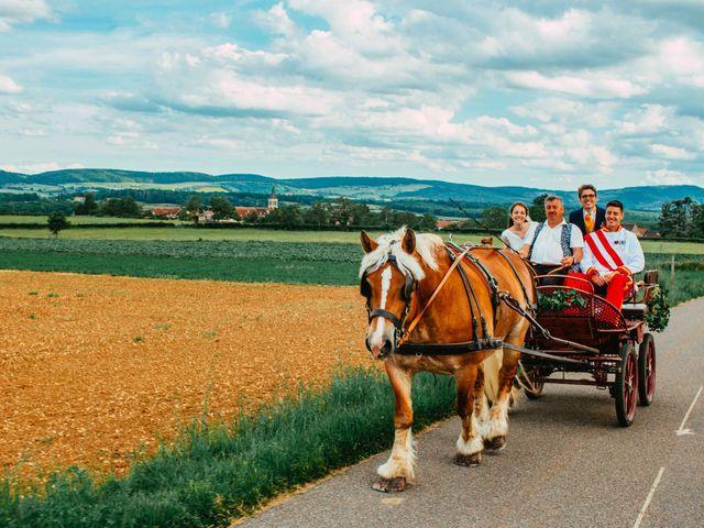 Le mariage de Antoine et Sybille à Bourgogne, Marne 54