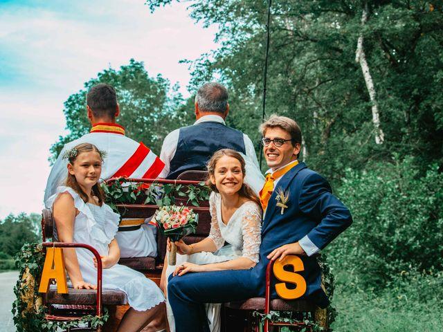 Le mariage de Antoine et Sybille à Bourgogne, Marne 55