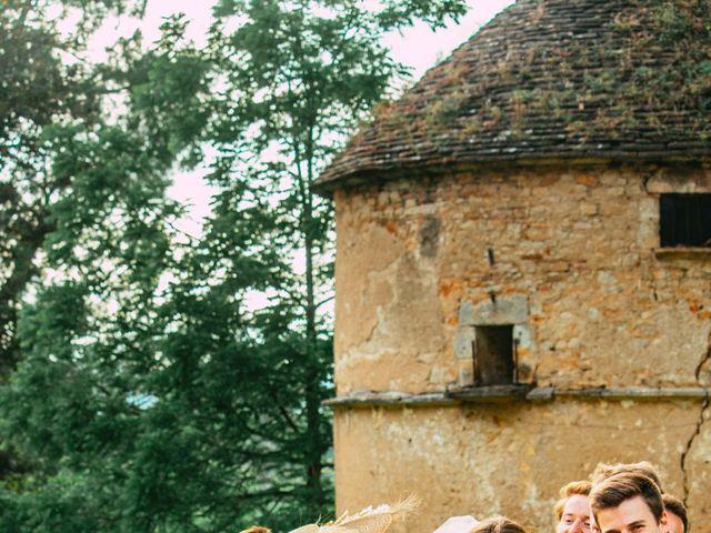 Le mariage de Antoine et Sybille à Bourgogne, Marne 69
