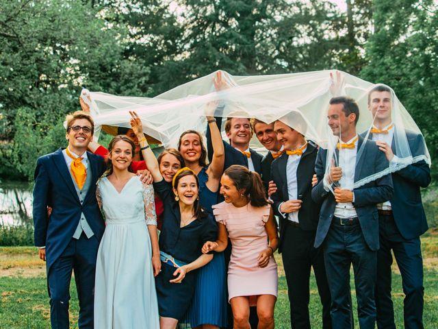 Le mariage de Antoine et Sybille à Bourgogne, Marne 70