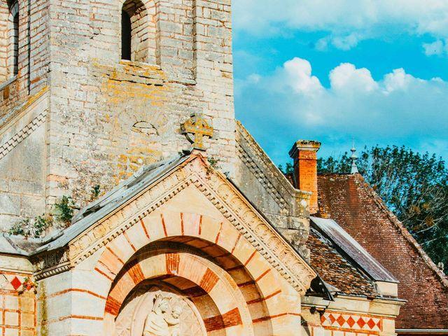 Le mariage de Antoine et Sybille à Bourgogne, Marne 74