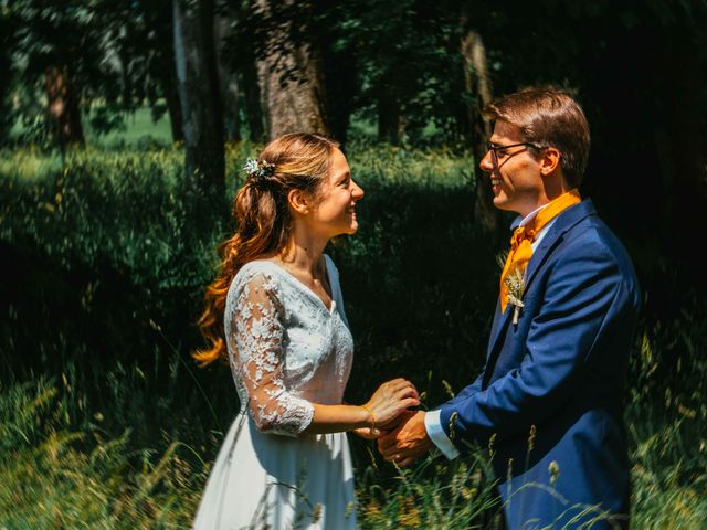 Le mariage de Antoine et Sybille à Bourgogne, Marne 9
