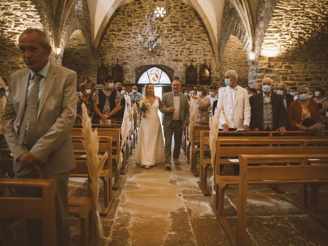 Le mariage de David et Justine à Saint-Hippolyte, Aveyron 9
