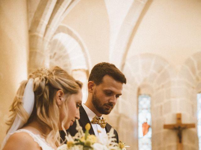 Le mariage de David et Justine à Saint-Hippolyte, Aveyron 10