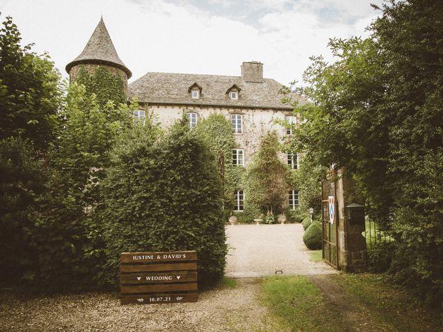 Le mariage de David et Justine à Saint-Hippolyte, Aveyron 12