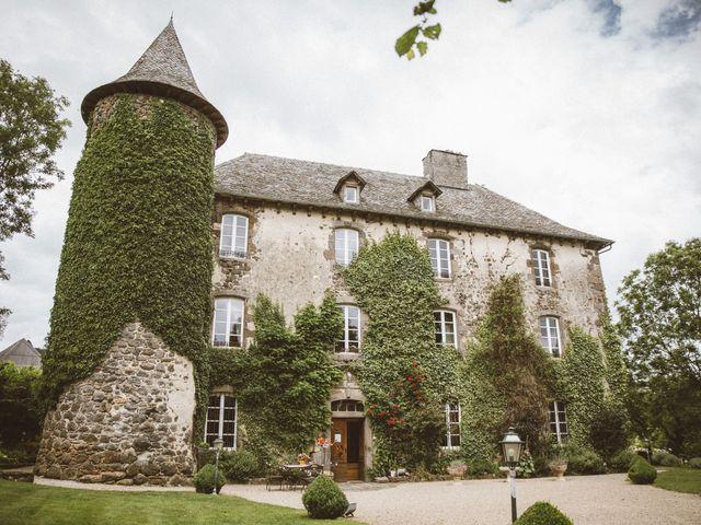 Le mariage de David et Justine à Saint-Hippolyte, Aveyron 13