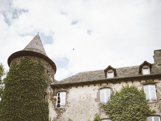 Le mariage de David et Justine à Saint-Hippolyte, Aveyron 14