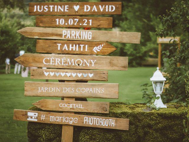 Le mariage de David et Justine à Saint-Hippolyte, Aveyron 15