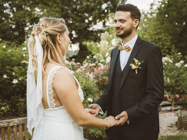 Le mariage de David et Justine à Saint-Hippolyte, Aveyron 20