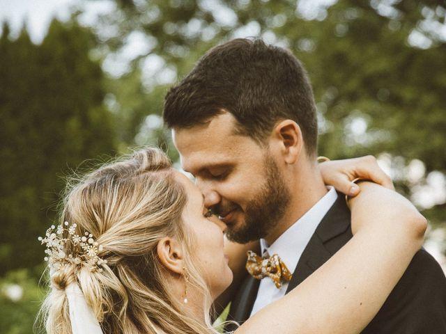 Le mariage de David et Justine à Saint-Hippolyte, Aveyron 22