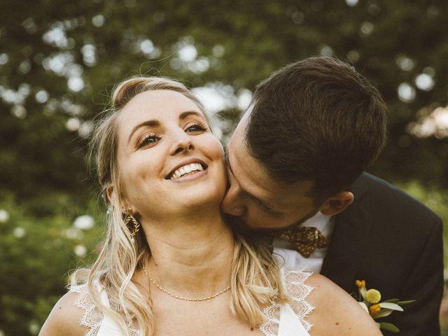 Le mariage de David et Justine à Saint-Hippolyte, Aveyron 24