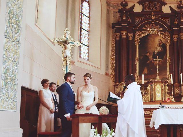 Le mariage de Philippe et Mélanie à Strasbourg, Bas Rhin 18