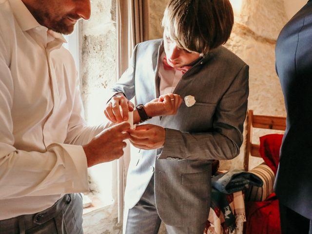 Le mariage de Thibault et Alice à Saint-Seine-l'Abbaye, Côte d'Or 4
