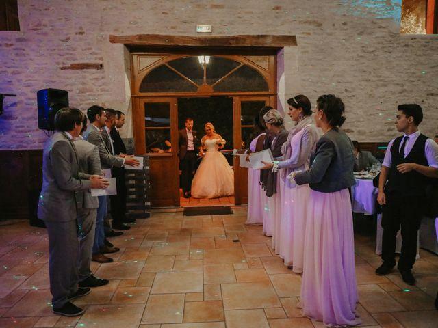 Le mariage de Thibault et Alice à Saint-Seine-l'Abbaye, Côte d'Or 22