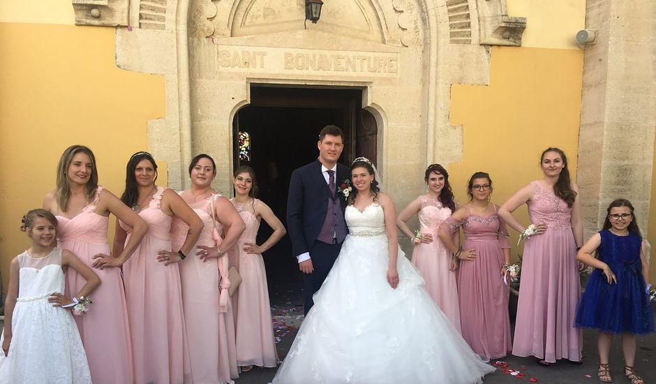 Le mariage de Sébastien et Virginie à Narbonne, Aude