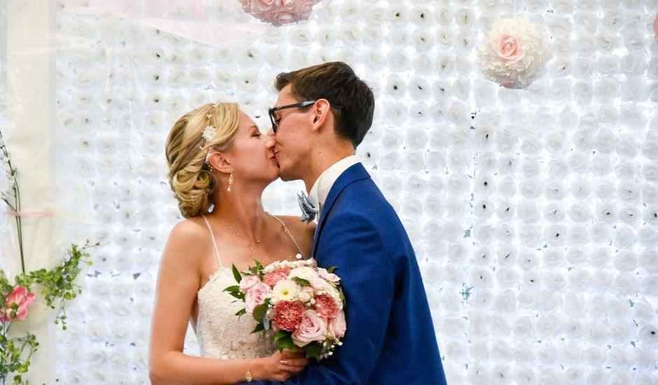 Le mariage de Thomas et Charlotte  à Calais, Pas-de-Calais