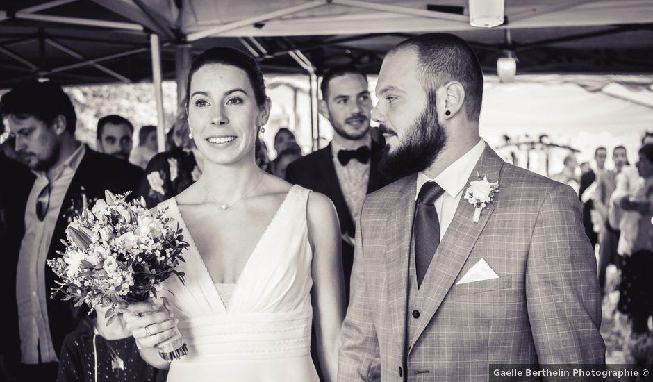 Le mariage de Pierre et Hélène à Boisemont, Eure