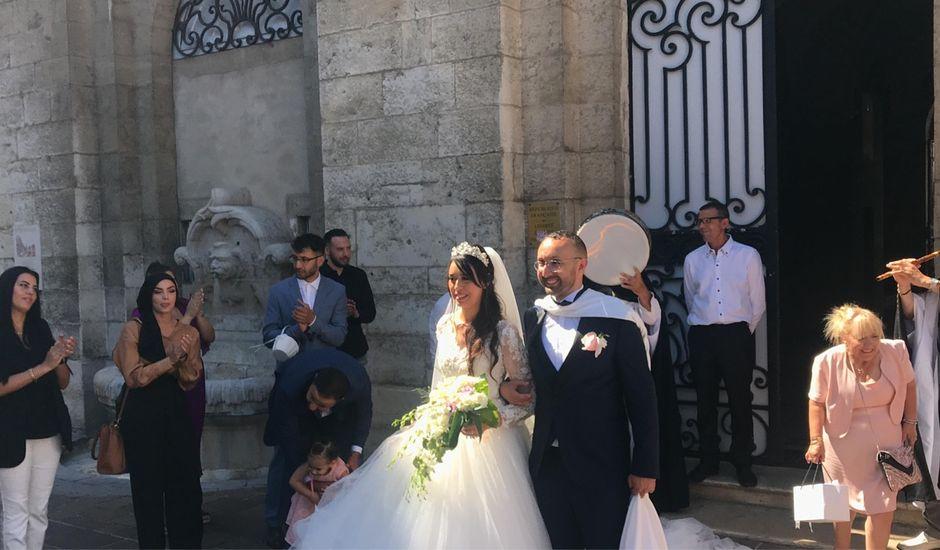 Le mariage de Bilal et Laetitia à Genouilleux, Ain