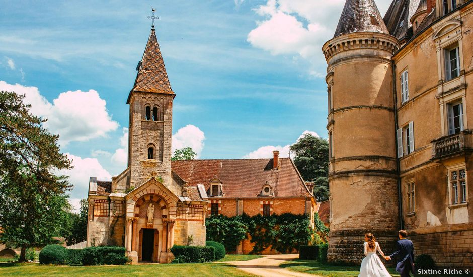 Le mariage de Antoine et Sybille à Bourgogne, Marne