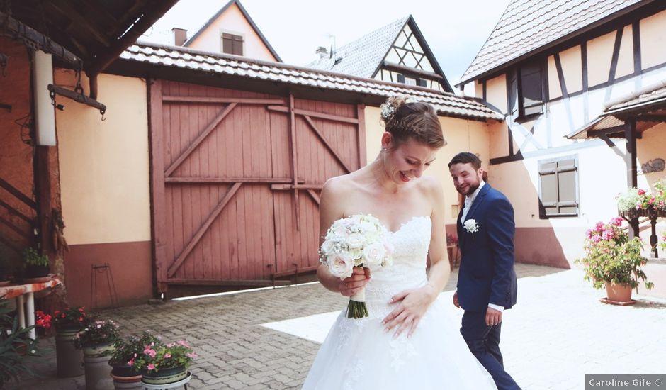 Le mariage de Philippe et Mélanie à Strasbourg, Bas Rhin