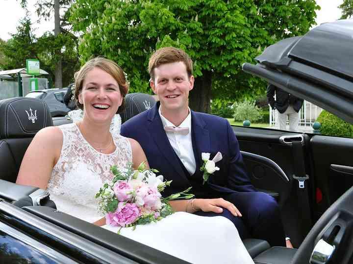 Le mariage de Louise et Augustin